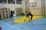 Ofiarna gra Absolwent Team w półfinale rozgrywek.