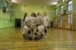 Reprezentacja dziewcząt UKS Klementovia.