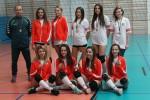 Brązowe medalistki mistrzostw województwa 2017-11-14
