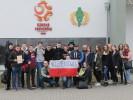 Liczna reprezentacja naszej szkoły w Białej Podlaskiej.